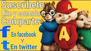 Que serias tu (Alvin Y Las Ardillas) Los primos Mx Versión Ardilla 2015