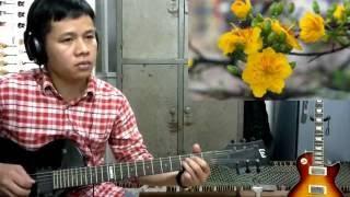 Mùa xuân đó có em(tác giả:Anh Việt Thu)-Guitar cover