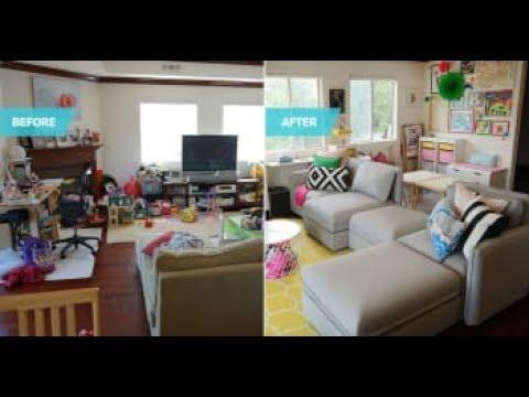 IKEA Living Room Makeover