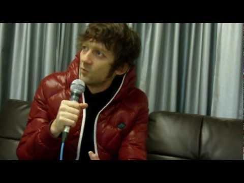 Interview General Elektriks - 9 Mars - @ Cap Nort