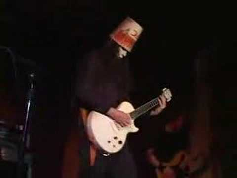 Buckethead - Jordan/Post Office Buddy