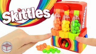 The Ultimate LEGO Skittles Machine (3 OPTIONS)