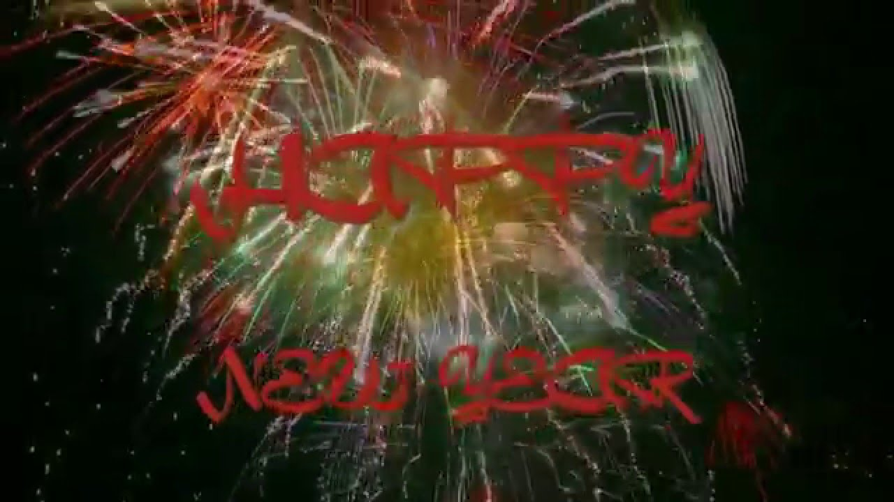 Neujahr 2018 Whatsapp Video