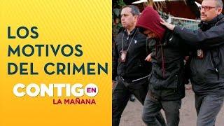 Revelan posible móvil en caso de joven scout - Contigo en La Mañana