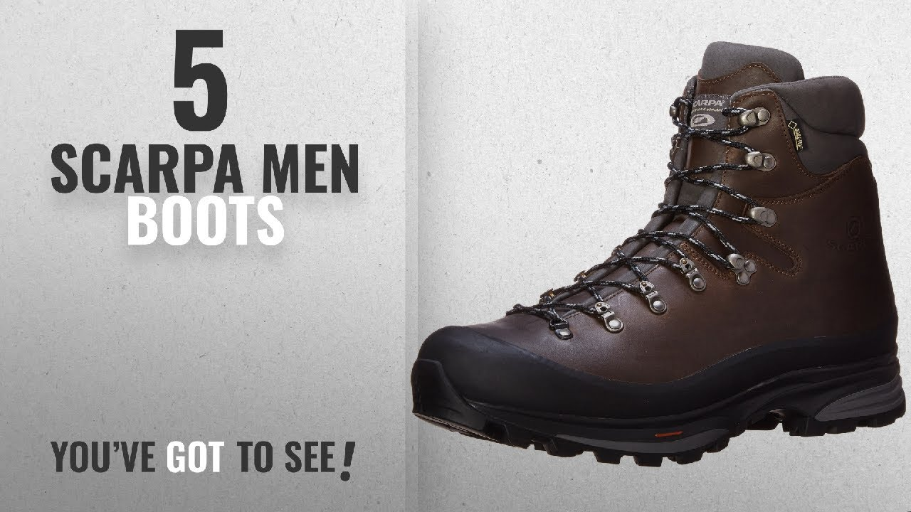 e61e0b79de6 Top 10 Scarpa Men Boots   Winter 2018    Scarpa Men s Kinesis Pro ...