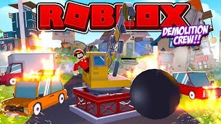 ROBLOX - DESTROY EVERYTHING!!