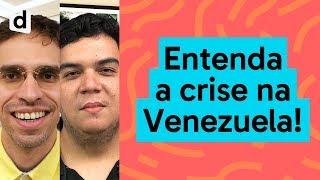 ENTENDA A CRISE POLÍTICA NA VENEZUELA | DOSE DE ATUALIDADES | DESCOMPLICA