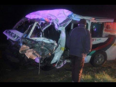 12 killed in Salgaa road crash