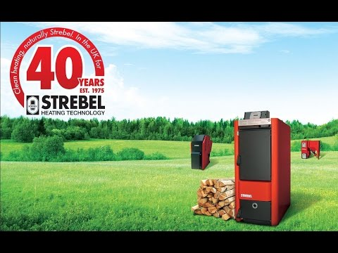 Strebel Renewable Range Overview - Biomass Boilers & Solar Thermal