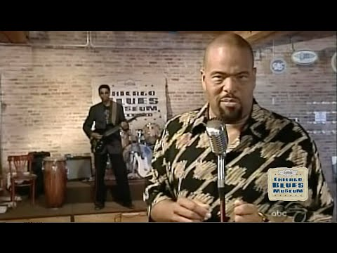 Chicago Blues Museum Presents, Doug Banks and Janet Davies  190 North, feature Chicago Blues Museum