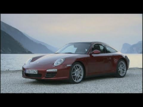 Porsche 997 Facelift and 997 Targa.
