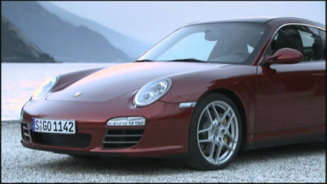 porsche 997 facelift and 997 targa youtube. Black Bedroom Furniture Sets. Home Design Ideas