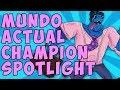 Mundo ACTUAL Champion Spotlight