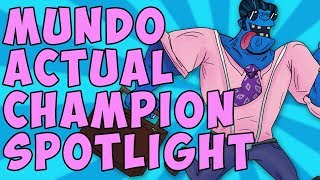 Mundo ACTUAL Champion Spotlight