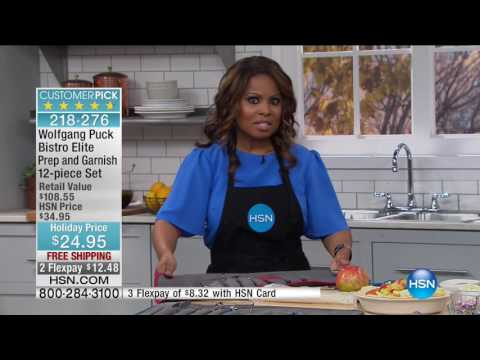 HSN | Chef Wolfgang Puck 10.08.2016 - 06 PM