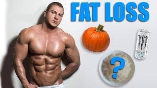 My Favourite Shredding Foods! (FAT LOSS HACKS!)