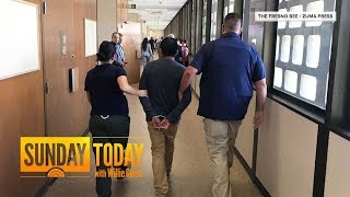 Some Undocumented Immigrants Dropping Charges Over Deportation Fears | Sunday TODAY