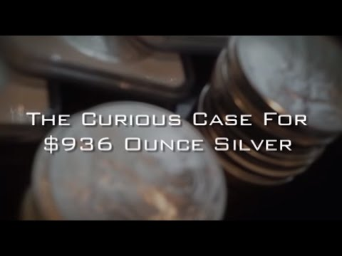 MUST WATCH: The Curious Case For $936 Ounce Silver