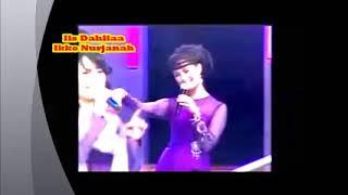 Ikke Nurjanah & Iis Dahlia  PRIA IDAMAN  --  Cipt, Rhoma Irama --  Live Dangdut Music Show 1,05