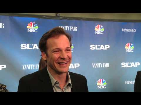 The Slap: Peter Sarsgaard Official Premiere Interview