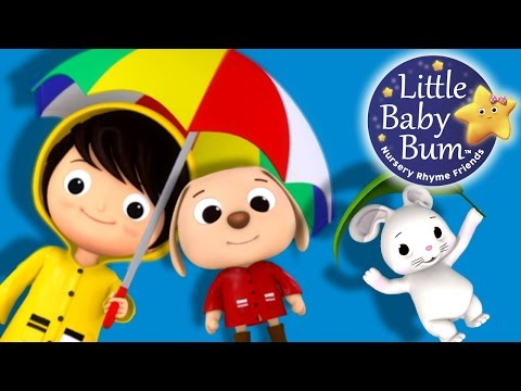 Little Baby Bum   I Hear Thunder   Nursery Rhymes for Babies   Songs for Kids