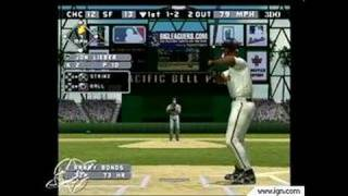 High Heat Major League Baseball 2003 PlayStation 2