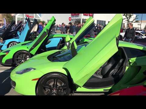 INSANE CARS - McLaren P1s, Bugatti Veyron, LAFERRARI, Porsche 918, Lamborghinis, +MORE