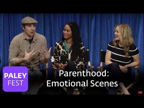 Parenthood - Dax Shepard and Erika Christensen On Emotional Scenes