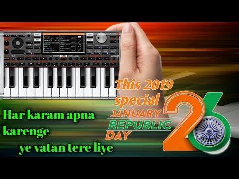 dil-diya-hai-jan-bhi-denge--karma-songs-on-mobail-piano-tutorial