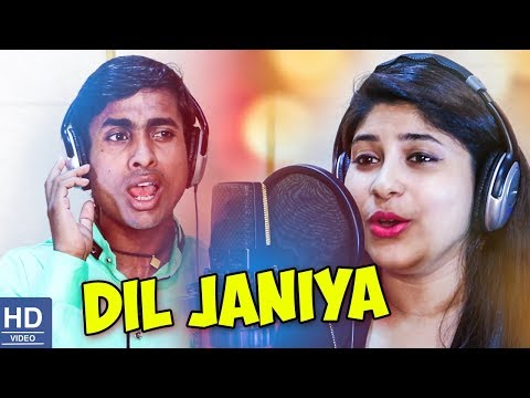 Dil Janiya - Odia New Masti Song - Studio Version - HD
