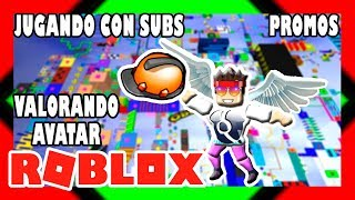 🔴ROBLOX 🌟PROMOS🌟⚒GAME COMPETITION🛠🎮 PLAYING ON VIP SERVER WITH SUBSCRIBERS🎮