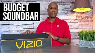 VIZIO SB2020b Sound Bar w/Bluetooth and Audio Demo