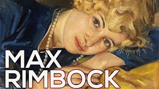 Max Rimbock: A collection of 77 paintings (HD)