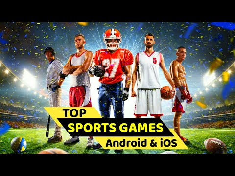 Top 10 Best Sports Games For Android/iOS 2019-2020! [Offline/Online]