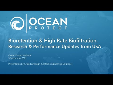 Bioretention & High Rate Biofiltration - Research & Performance Updates from USA