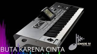Download BUTA KARENA CINTA KAROKE NADA PRIA  Karoke sambil Cek sound enak
