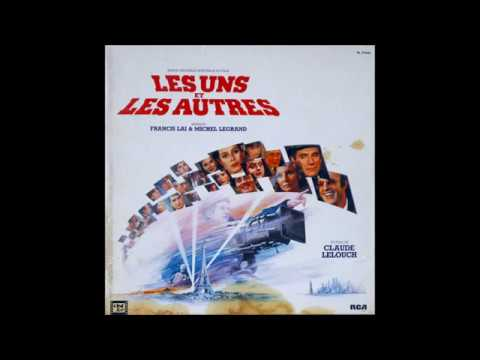 Michel Legrand Un parfum de fin du monde (BO Les uns et les autres) 1981