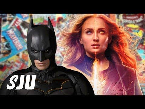 The Secrets of Comic-Book Adaptations | SJU