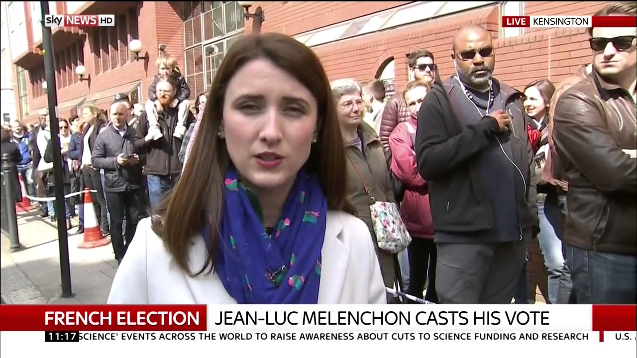 France elections 2017 live - French Ex Pats Vote In The 2017 Presidential Election Adele Robinson