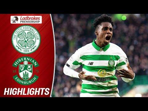 Celtic 2-0 Hibernian   Frimpong Shines As Hoops Retain League Lead!   Ladbrokes Premiership