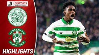 Celtic 2-0 Hibernian | Frimpong Shines as Hoops Retain League Lead! | Ladbrokes Premiership