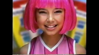 Shelby Young as Stephanie in Lazytown