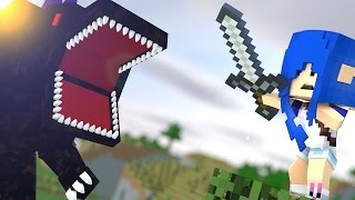 Minecraft: MOBZILLA VS BEBÊ - WHO IS YOUR DADDY