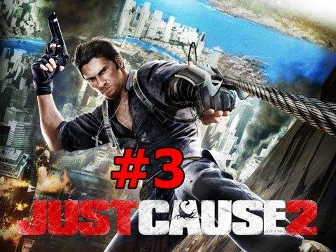 Just Cause 2 en español Parte 3