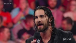 Seth rolling and roman reigns