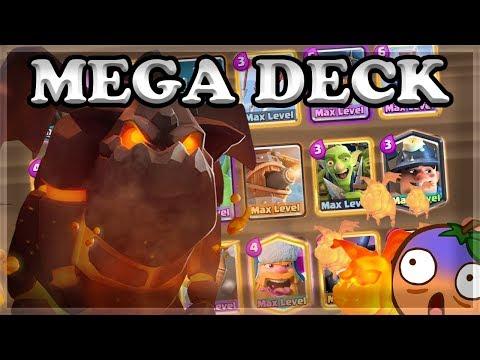 The BEST Mega Deck (Mega Hound)