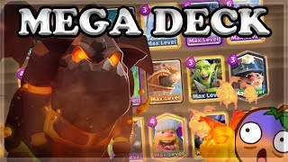 The BEST Mega Deck (Mega Hound) 🍊