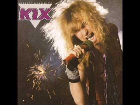Kix- Scarlet Fever