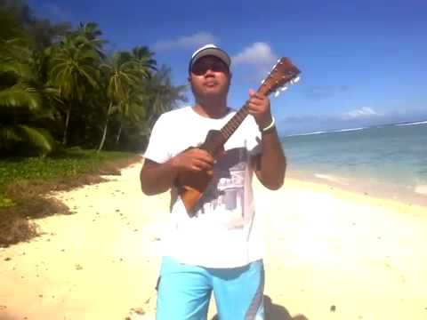 Baby shower song from Rarotonga in the Cook Islands!