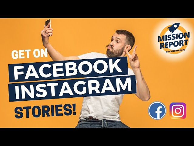#missionreport - Triple down on your Instagram and Facebook stories!
